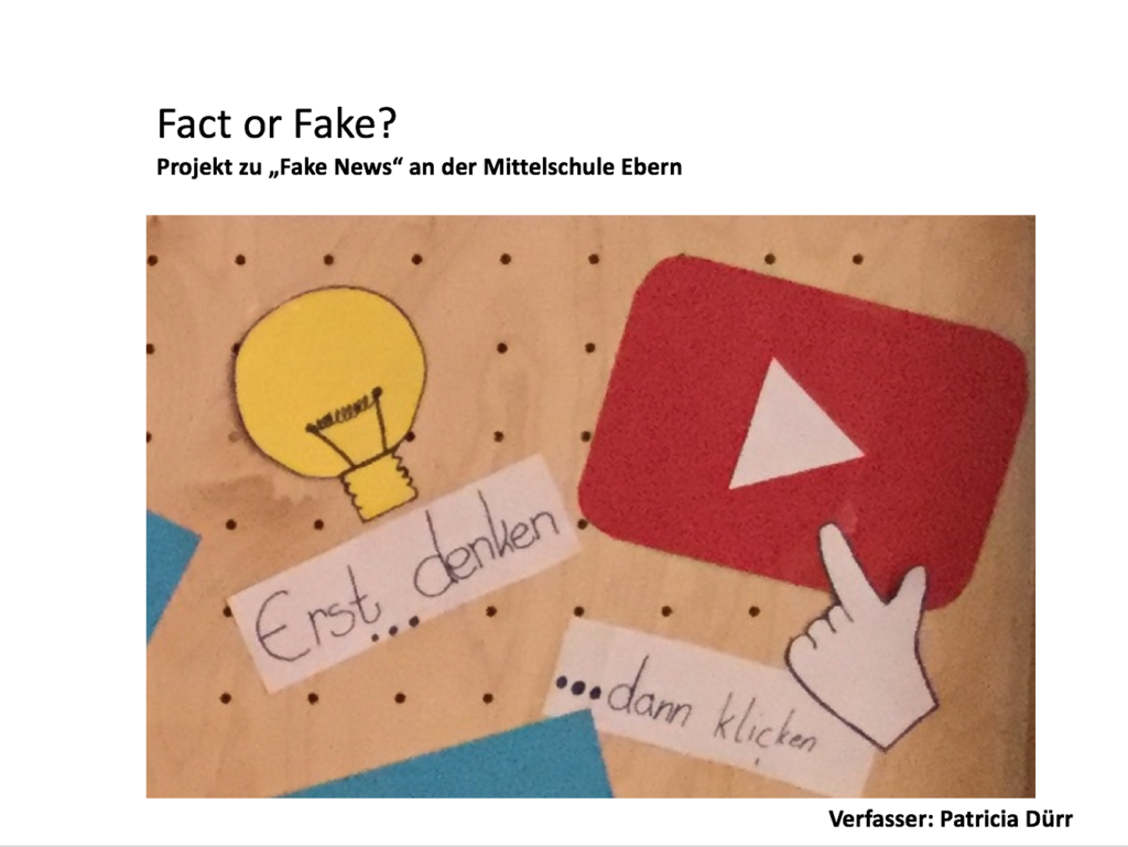 Fact or Fake? Ausgabe 01/2019