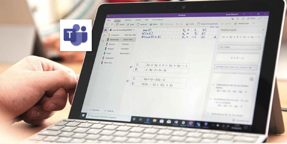 Microsoft Teams im Schulalltag Ausgabe 01/2020