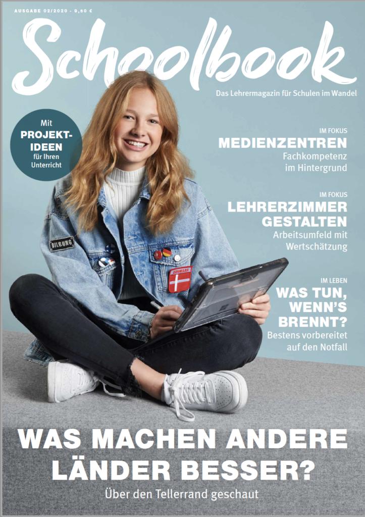 Schoolbook - Das Lehrermagazin für Schulen im Wandel Ausgabe 02/2020