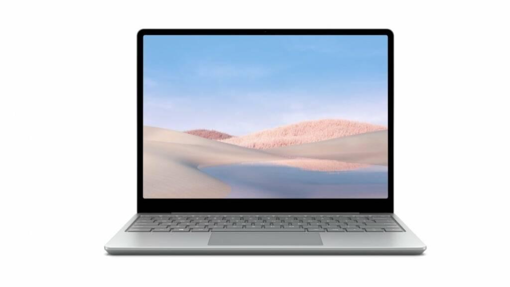 Surface Laptop Go 12,4″ 64 GB